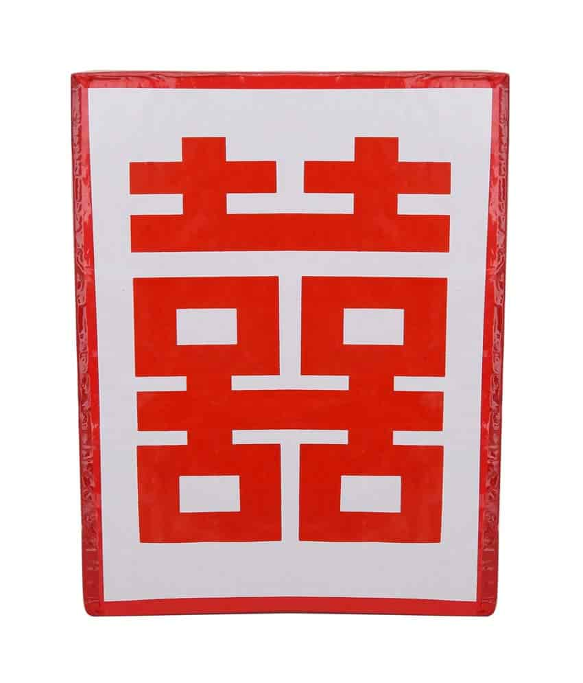 Buy Feng Shui Double Happiness Symbol L Best Quality And Price